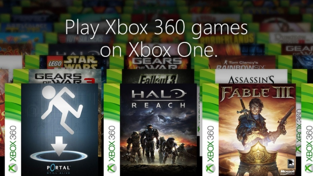 Xbox One - Nuevos juegos de Xbox 360 con retrocompatibilidad