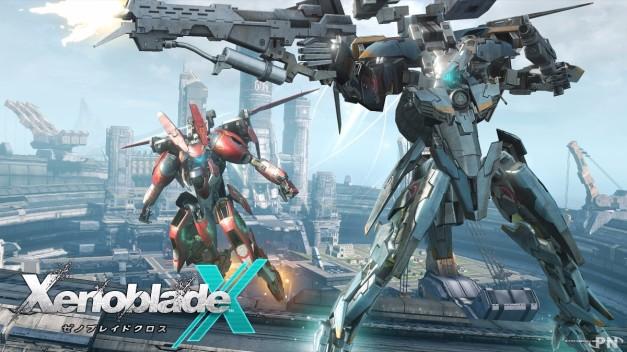 Xenoblade Chronicles X - Wallpaper