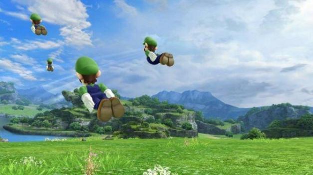 Luigis voladores