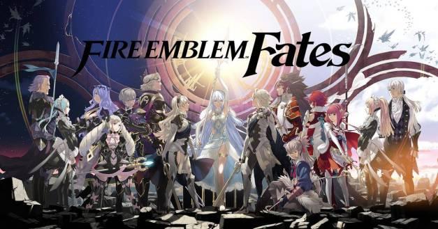 Fire Emblem Fates - Arte promocional