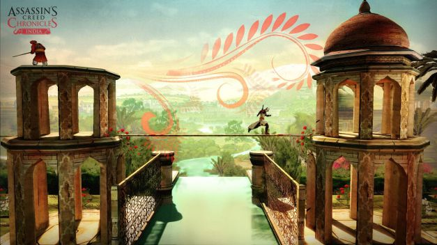 Assassins Creed Chronicles India - Screenshot