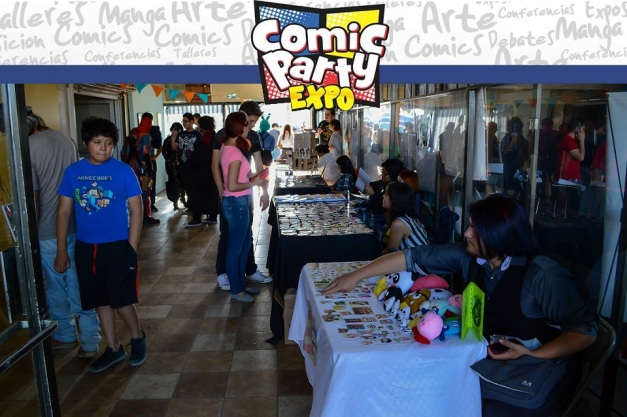 Comic Party Expo 2016