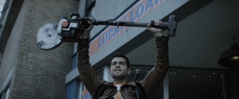 Dead Rising Watchtower - Armas