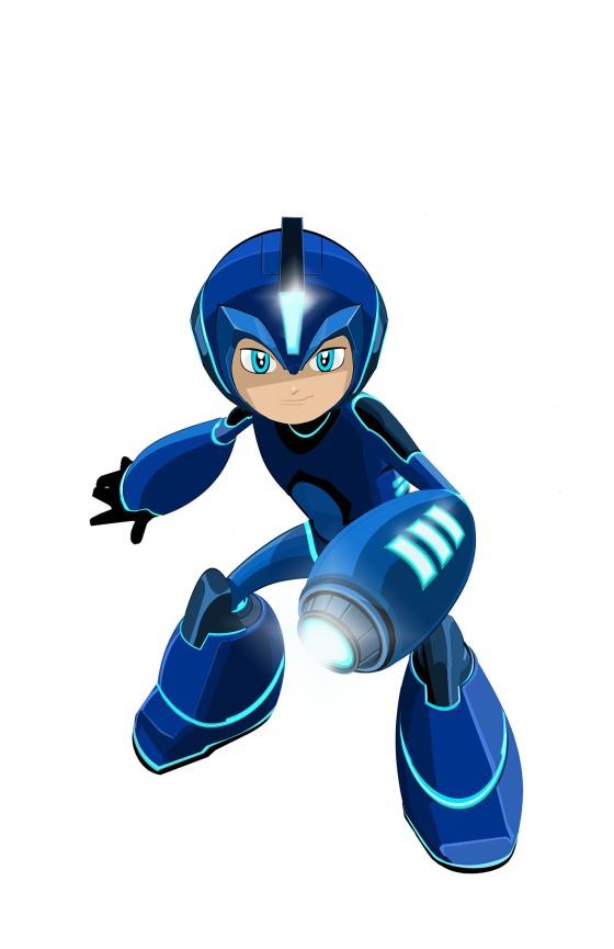 Mega Man - Nueva serie animada