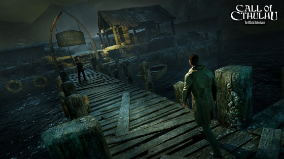 Call of Cthulhu - Gameplay