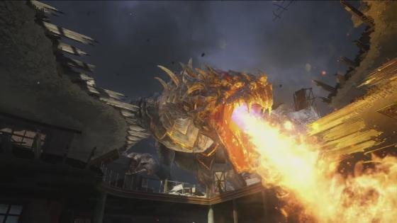 Call of Duty Black Ops III - Dragón (Descent Gorod Krovi DLC)