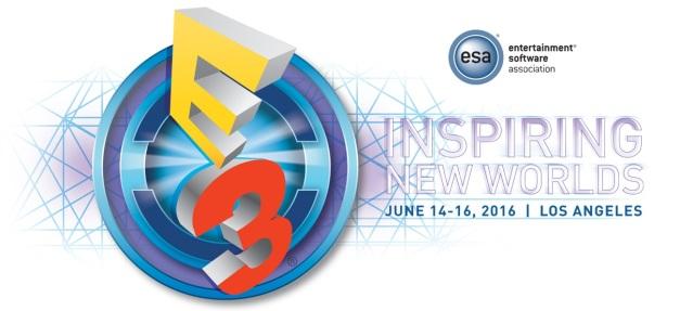 E3 2016 - Logo