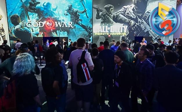 E3 2016 - Los Angeles Convention Center