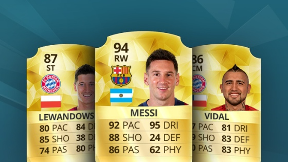 FIFA 16 - Ultimate Team (Cartas)