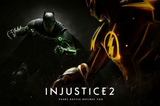 Injustice 2 - Lema