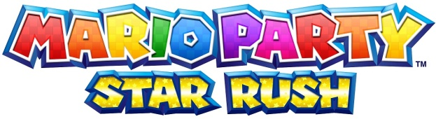Mario Party Star Rush - Logo