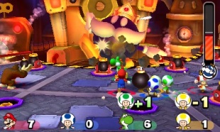 Mario Party Star Rush - Screenshot (3)