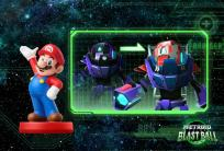 Metroid Prime Federation Force - amiibo (Mario)