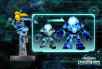 Metroid Prime Federation Force - amiibo (Zero Suit Samus)