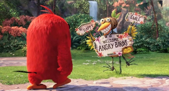 The Angry Birds Movie (1)
