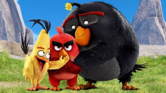 The Angry Birds Movie (2)