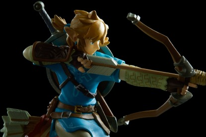 The Legend of Zelda Breath of the Wild - amiibo (Link Archer) (1)
