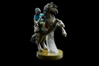 The Legend of Zelda Breath of the Wild - amiibo (Link Rider) (1)