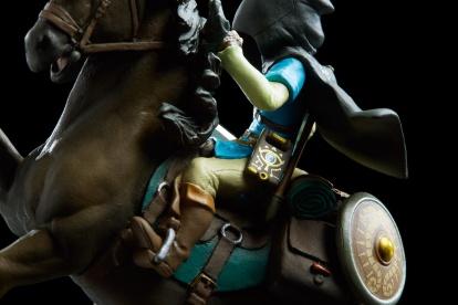 The Legend of Zelda Breath of the Wild - amiibo (Link Rider) (2)