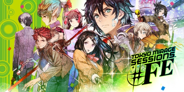 Tokyo Mirage Sessions ♯FE - Arte