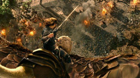 Warcraft El Primer Encuentro de Dos Mundos - Grifo