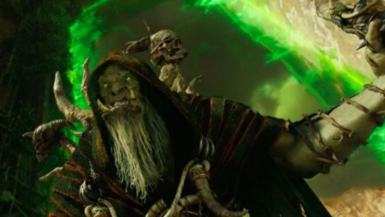 Warcraft El Primer Encuentro de Dos Mundos - Gul'dan