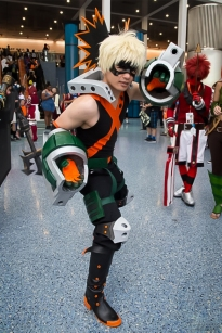 Anime Expo 2016 - Cosplay (10)