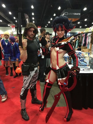 Anime Expo 2016 - Cosplay (25)