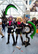 Anime Expo 2016 - Cosplay (7)