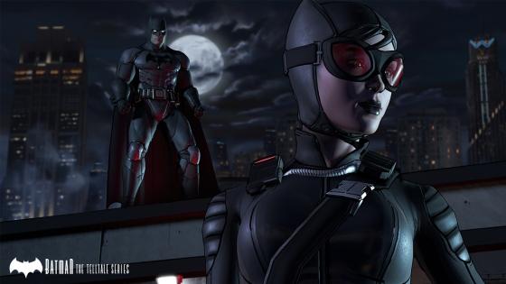 Batman The Telltale Series - Screenshot
