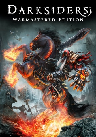 Darksiders Warmastered Edition - Arte del box art