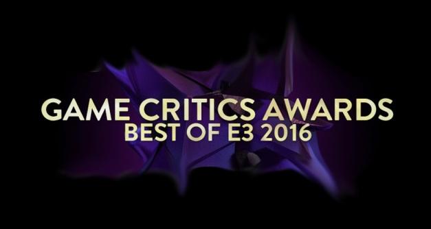 Game Critics Awards 2016