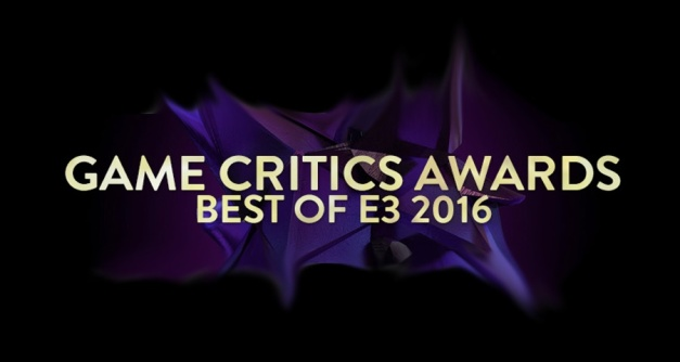 Game Critics Awards 2016
