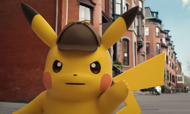 Great Detective Pikachu (3DS)