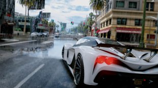 GTA V (PC) - GTA 5 Redux Mod (1)