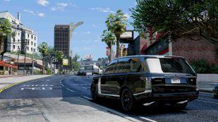 GTA V (PC) - GTA 5 Redux Mod (2)
