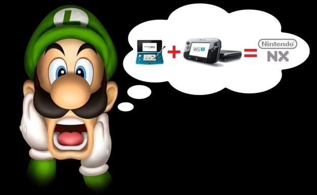 Luigi - Nintendo NX