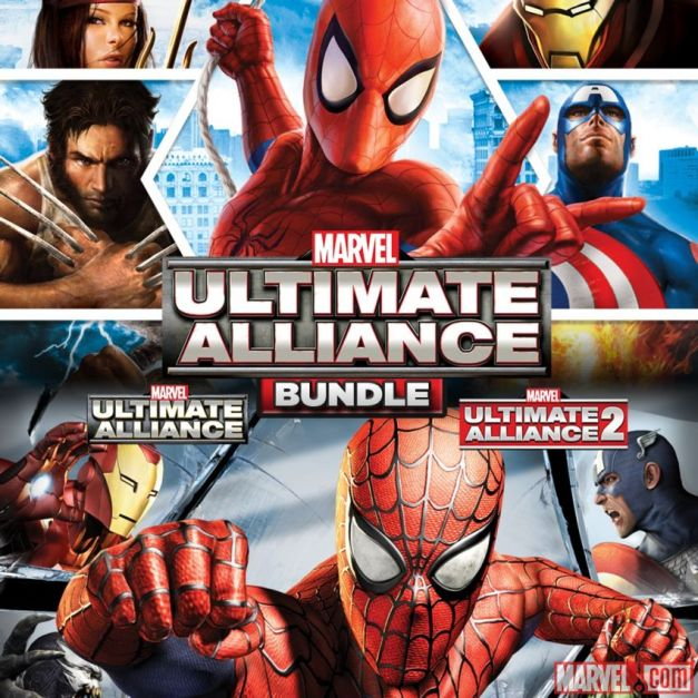 Marvel Ultimate Alliance Bundle