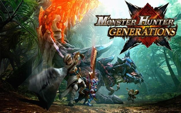 Monster Hunter Generations - Logo