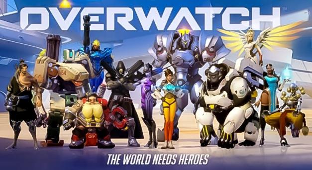 Overwatch - Personajes