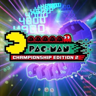 Pac-Man Championship Edition 2 - Logo