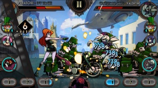 Skullgirls (Android & iOS) - Gameplay (2)