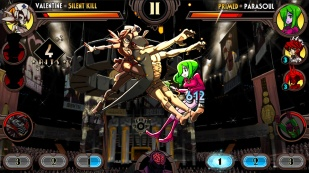 Skullgirls (Android & iOS) - Gameplay (4)
