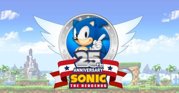 Sonic The Hedgehog - 25 aniversario