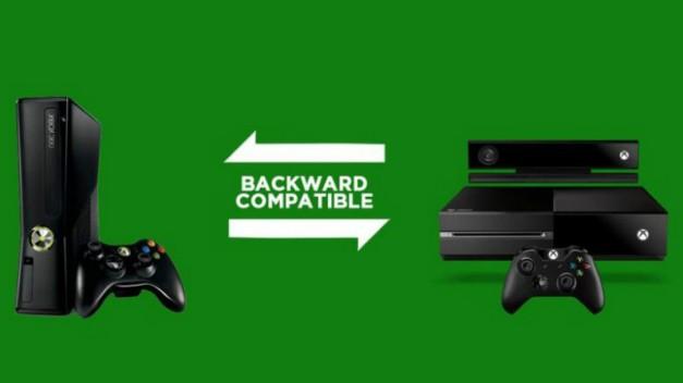 Xbox One - Retrocompatiblidad con Xbox 360