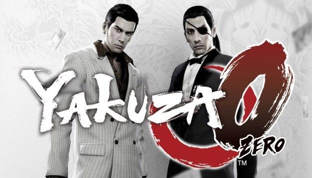 Yakuza 0 - Logo