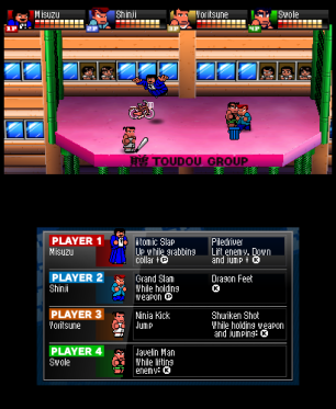 River City Tokyo Rumble - Gameplay (3)