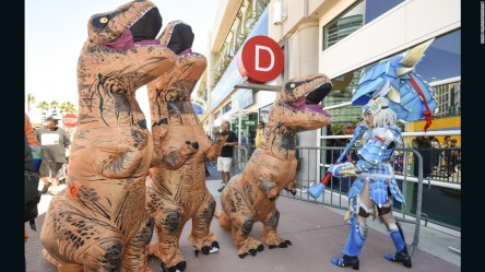 San Diego Comic Con 2016 – Cosplays (7)