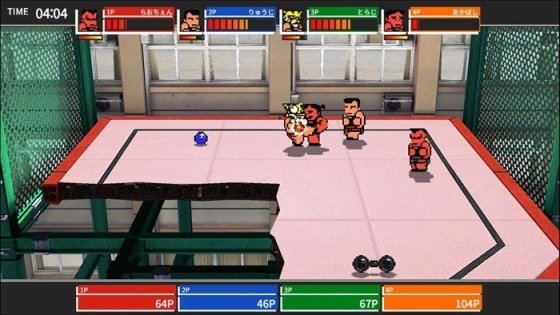 downtown-rantou-koushinkyoku-kachinuki-kakutou-sp-kunio-kun-screenshot-2
