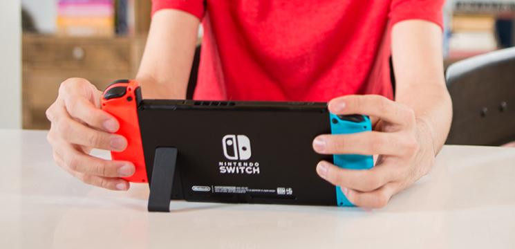 El Servicio Online Del Nintendo Switch Te Permitira Descargar Juegos